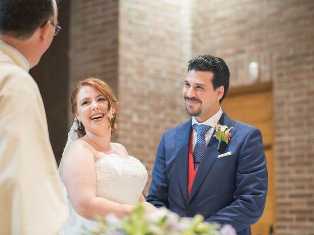 La boda de Sergio y Laura en Cubas De La Sagra, Madrid 38