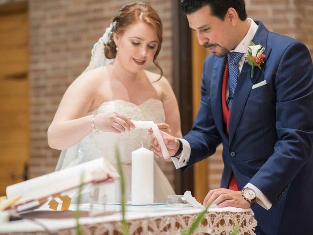 La boda de Sergio y Laura en Cubas De La Sagra, Madrid 39