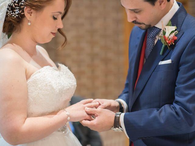 La boda de Sergio y Laura en Cubas De La Sagra, Madrid 40