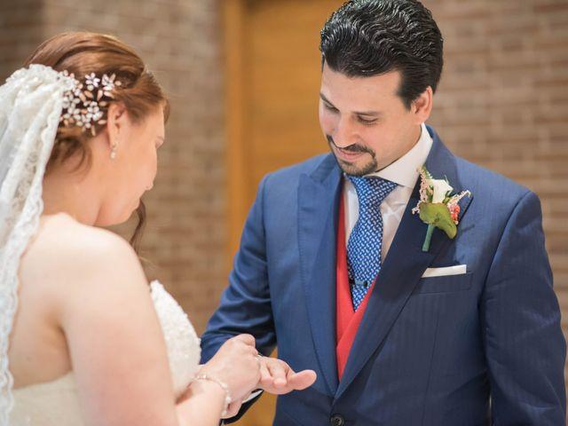 La boda de Sergio y Laura en Cubas De La Sagra, Madrid 41