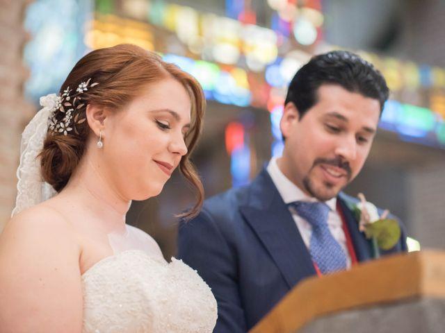 La boda de Sergio y Laura en Cubas De La Sagra, Madrid 43