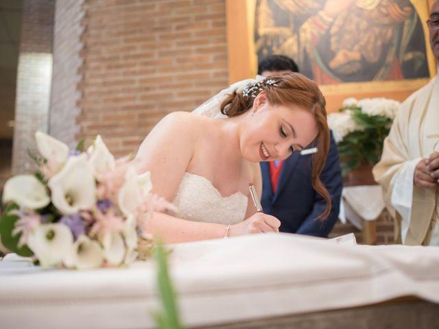 La boda de Sergio y Laura en Cubas De La Sagra, Madrid 44
