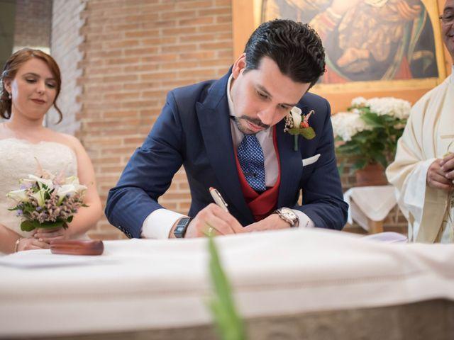 La boda de Sergio y Laura en Cubas De La Sagra, Madrid 45