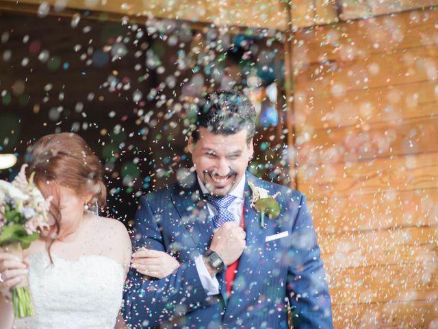 La boda de Sergio y Laura en Cubas De La Sagra, Madrid 46