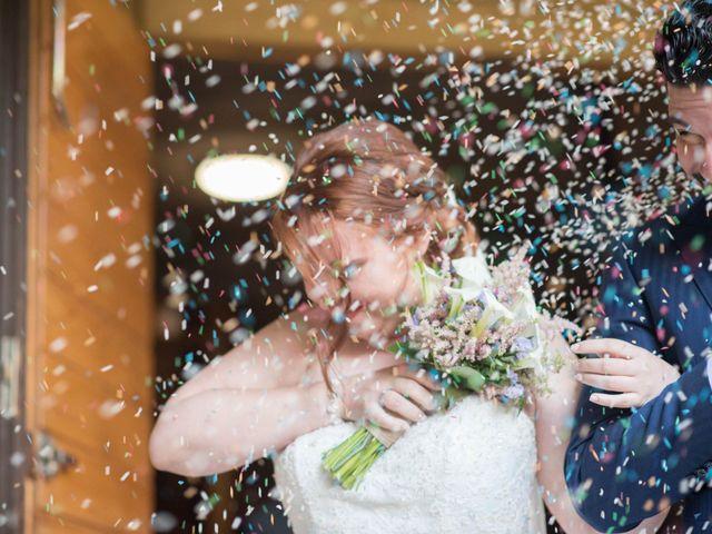 La boda de Sergio y Laura en Cubas De La Sagra, Madrid 47