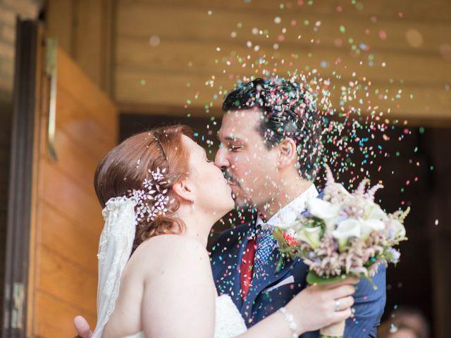 La boda de Sergio y Laura en Cubas De La Sagra, Madrid 49