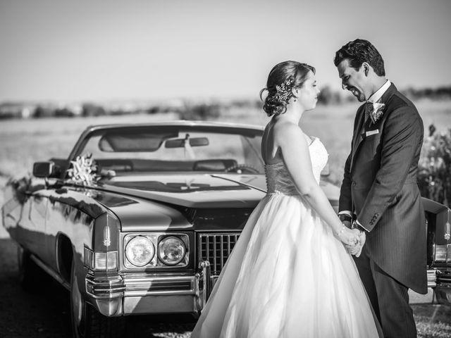 La boda de Sergio y Laura en Cubas De La Sagra, Madrid 54