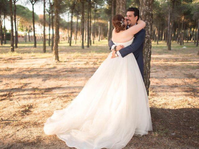 La boda de Sergio y Laura en Cubas De La Sagra, Madrid 56