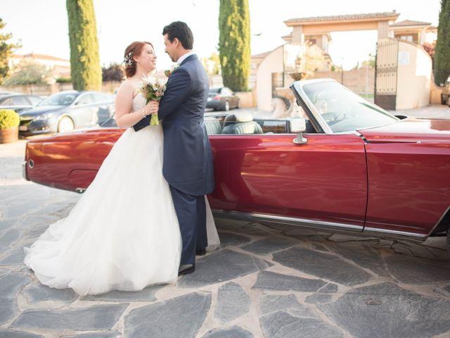 La boda de Sergio y Laura en Cubas De La Sagra, Madrid 62
