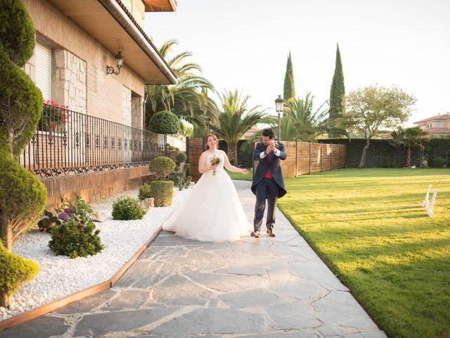La boda de Sergio y Laura en Cubas De La Sagra, Madrid 67