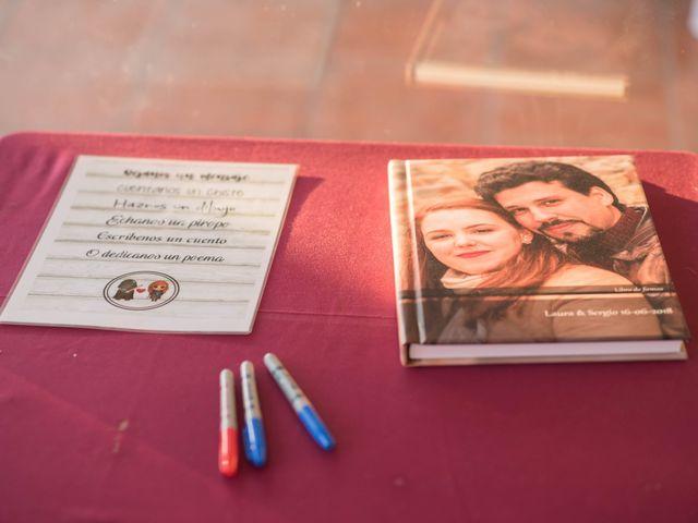 La boda de Sergio y Laura en Cubas De La Sagra, Madrid 69