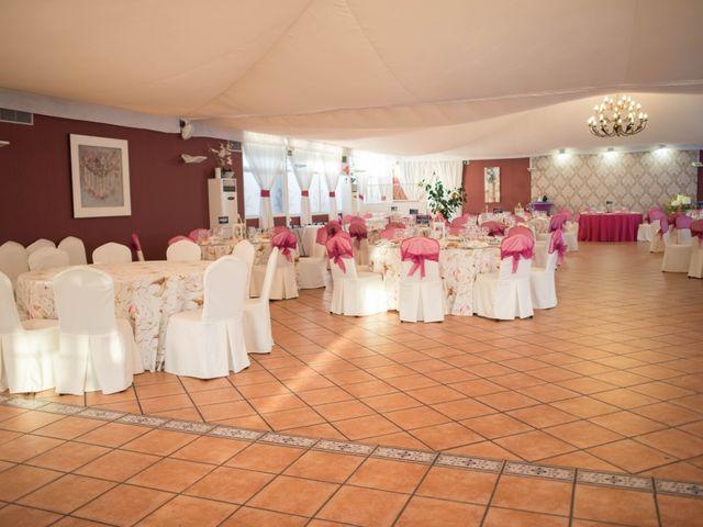 La boda de Sergio y Laura en Cubas De La Sagra, Madrid 70