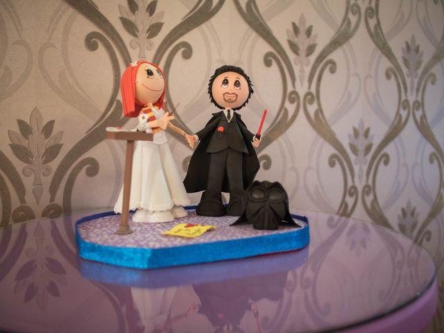 La boda de Sergio y Laura en Cubas De La Sagra, Madrid 73