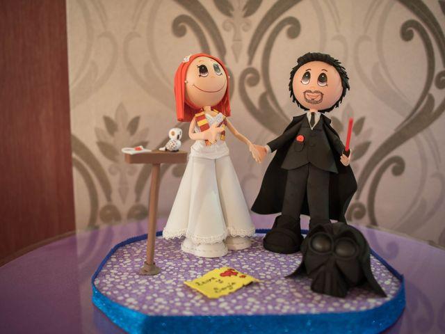 La boda de Sergio y Laura en Cubas De La Sagra, Madrid 74