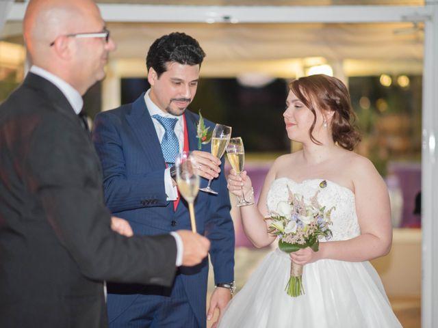 La boda de Sergio y Laura en Cubas De La Sagra, Madrid 99