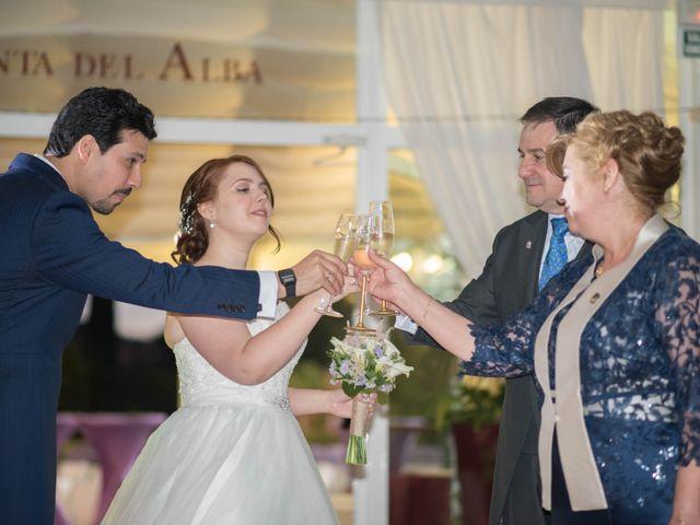 La boda de Sergio y Laura en Cubas De La Sagra, Madrid 100