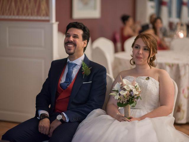 La boda de Sergio y Laura en Cubas De La Sagra, Madrid 101