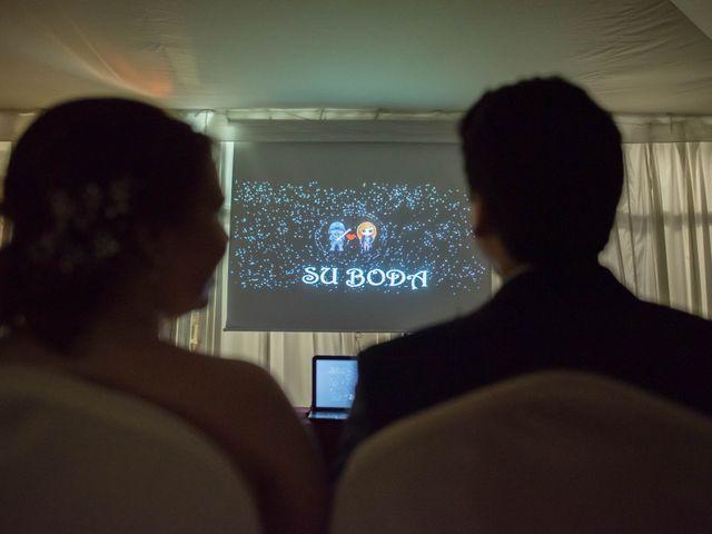 La boda de Sergio y Laura en Cubas De La Sagra, Madrid 102