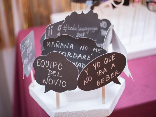 La boda de Sergio y Laura en Cubas De La Sagra, Madrid 104
