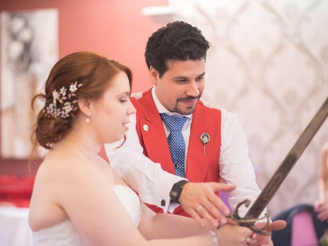 La boda de Sergio y Laura en Cubas De La Sagra, Madrid 106