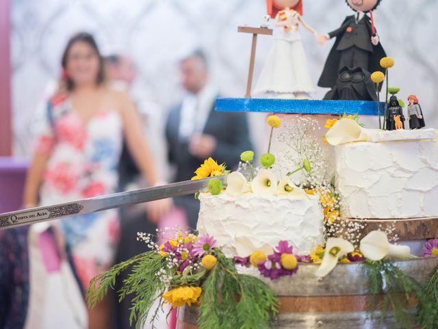 La boda de Sergio y Laura en Cubas De La Sagra, Madrid 107