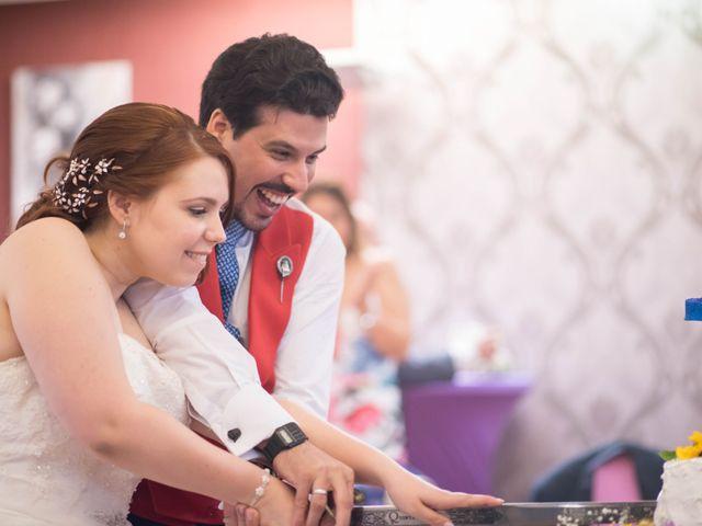 La boda de Sergio y Laura en Cubas De La Sagra, Madrid 108