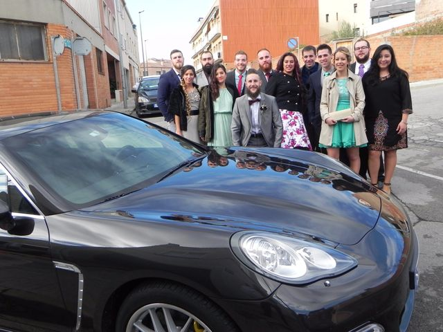 La boda de Dani  y Lucía  en Jorba, Barcelona 7
