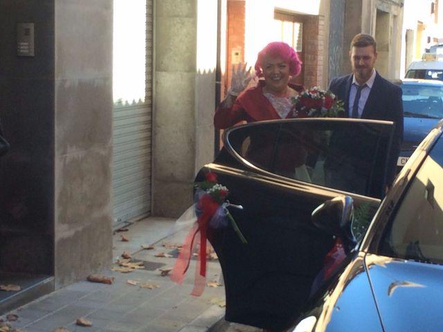 La boda de Dani  y Lucía  en Jorba, Barcelona 9