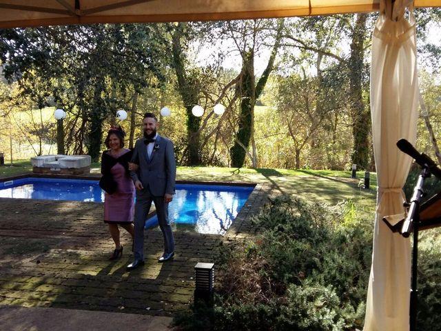 La boda de Dani  y Lucía  en Jorba, Barcelona 2