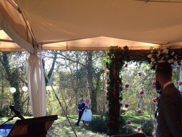 La boda de Dani  y Lucía  en Jorba, Barcelona 16