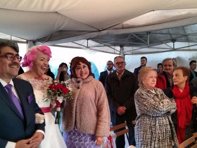 La boda de Dani  y Lucía  en Jorba, Barcelona 19
