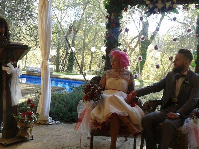 La boda de Dani  y Lucía  en Jorba, Barcelona 21