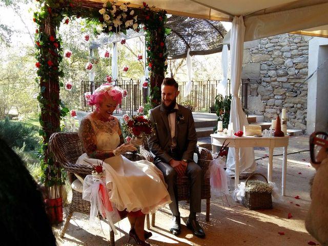 La boda de Dani  y Lucía  en Jorba, Barcelona 25