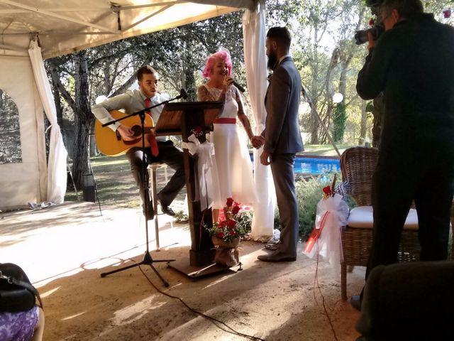 La boda de Dani  y Lucía  en Jorba, Barcelona 27