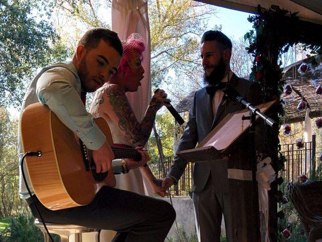 La boda de Dani  y Lucía  en Jorba, Barcelona 28