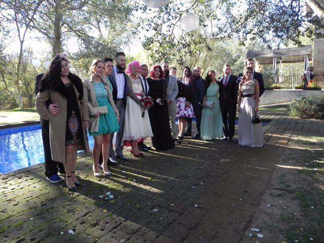 La boda de Dani  y Lucía  en Jorba, Barcelona 34