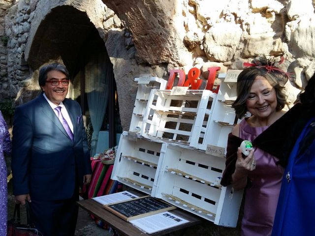La boda de Dani  y Lucía  en Jorba, Barcelona 45