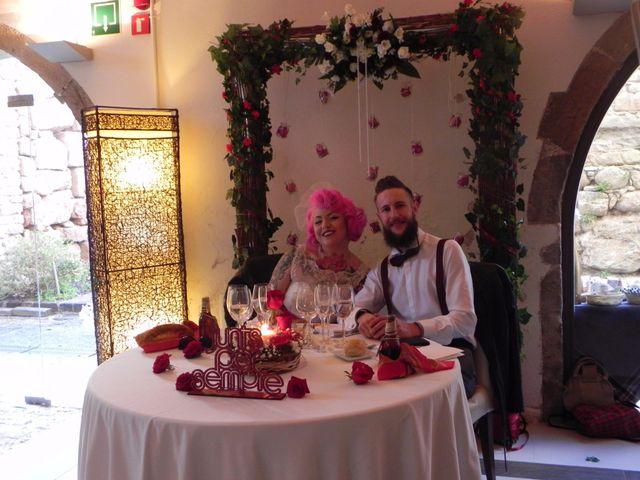 La boda de Dani  y Lucía  en Jorba, Barcelona 54