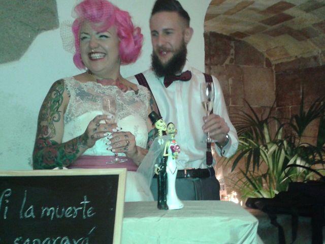 La boda de Dani  y Lucía  en Jorba, Barcelona 64