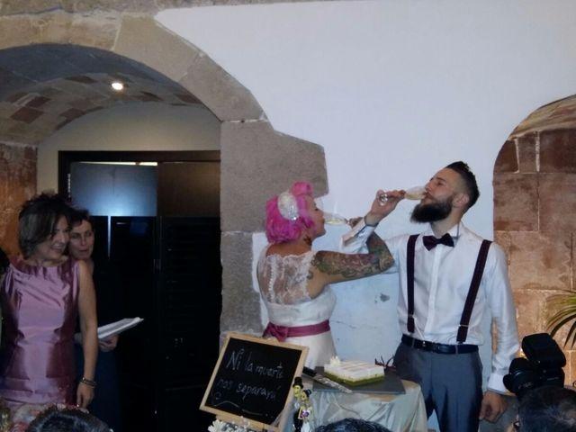 La boda de Dani  y Lucía  en Jorba, Barcelona 65