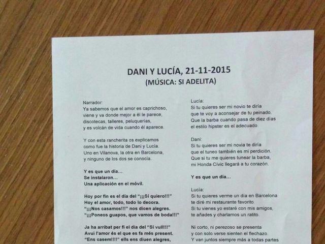 La boda de Dani  y Lucía  en Jorba, Barcelona 69
