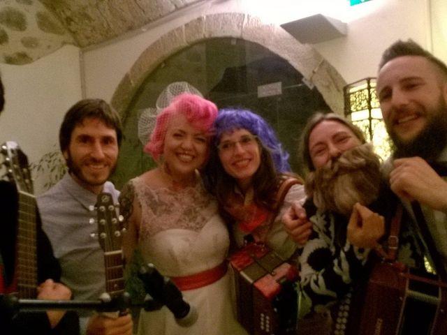 La boda de Dani  y Lucía  en Jorba, Barcelona 70