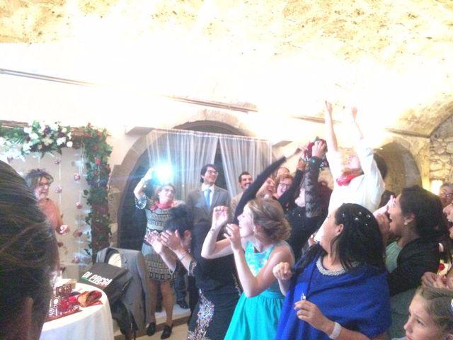 La boda de Dani  y Lucía  en Jorba, Barcelona 71