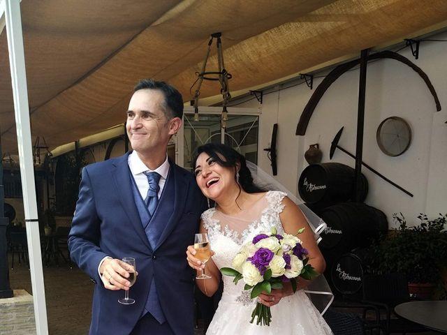 La boda de Agustín y Maritza