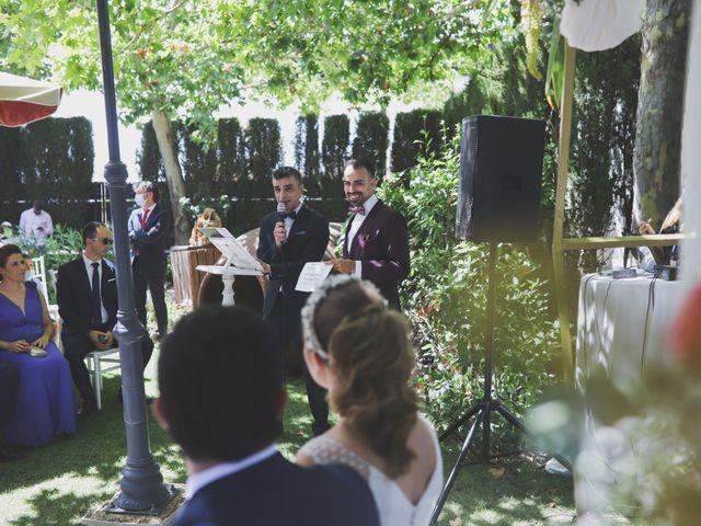 La boda de Celia y Juan Antonio en Albacete, Albacete 15
