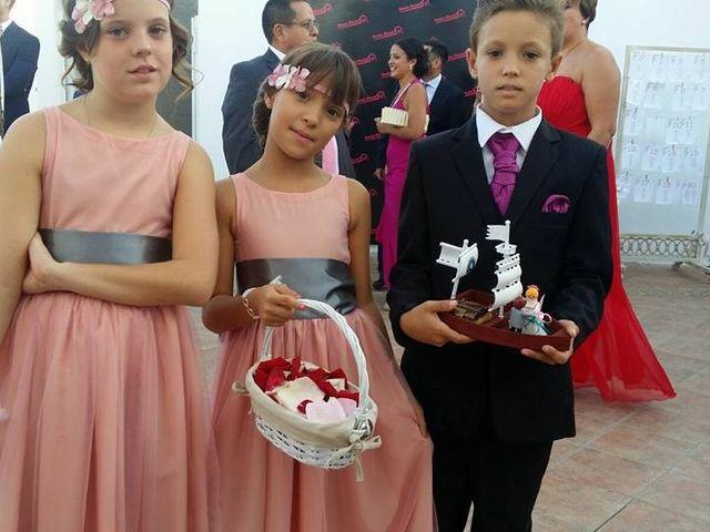 La boda de Pablo y Marilo en Sevilla, Sevilla 9