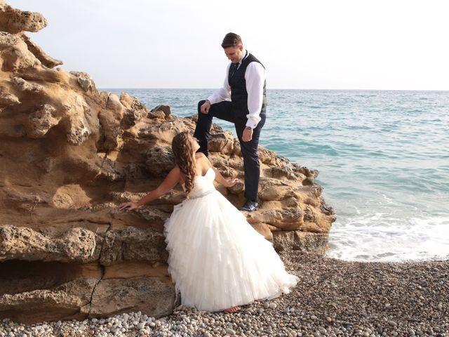 La boda de Alejandro y Olga en Elx/elche, Alicante 1