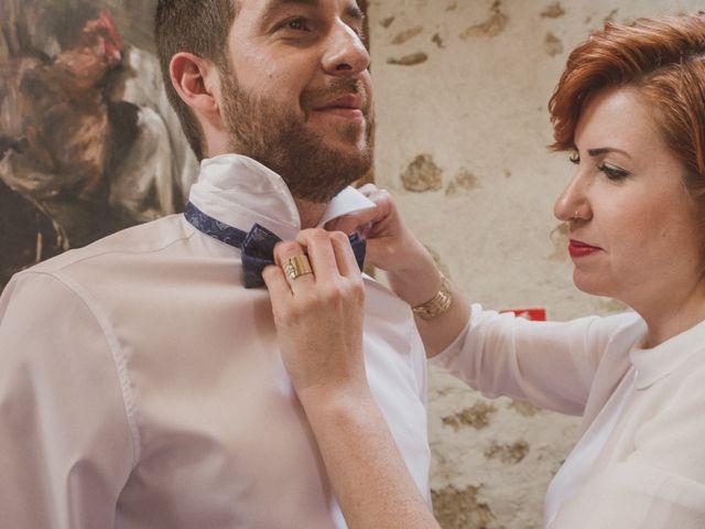 La boda de Jesus y Rebeca en Pinilla Del Valle, Madrid 8