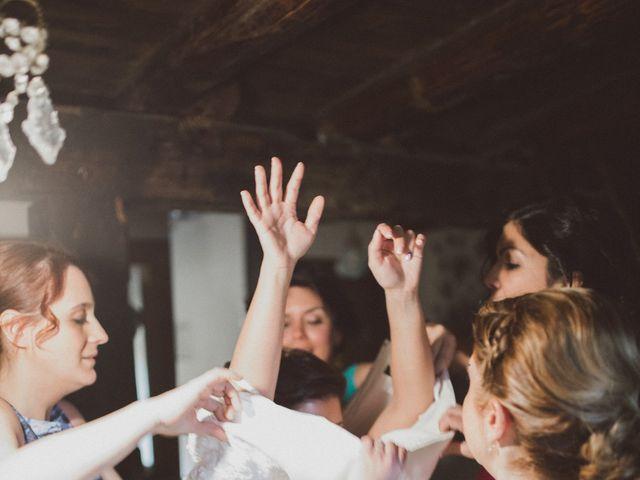 La boda de Jesus y Rebeca en Pinilla Del Valle, Madrid 27