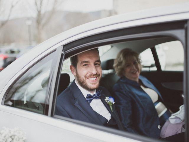 La boda de Jesus y Rebeca en Pinilla Del Valle, Madrid 34